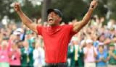 Applause, tears of joy as Tiger Woods wins 2019 Masters to claim 15th major