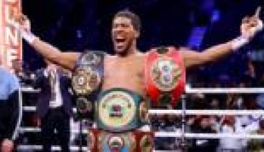 Anthony Joshua beats Andy Ruiz to reclaim world titles
