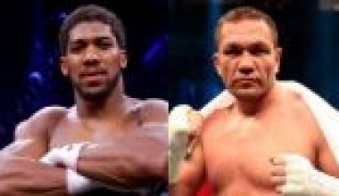 Joshua's title defence postponed due to pandemic